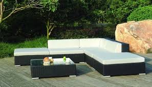 Ultra Modern Patio Furniture Glf Home Pros Pertaining To Outdoor Contemporary Wooden