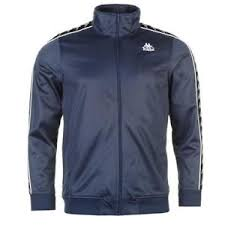 Image Is Loading Kappa Mens Retro Track Top 80s 90s New