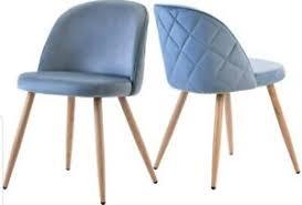 esszimmerstühle blau ebay kleinanzeigen