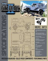 RC4WD Gelande II Truck Kit With Defender D90 Body Set Z-K0001
