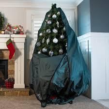 Upright Storage Decorated Tree Bag