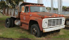 1977 Ford F700 Dump Truck | Item E4222 | SOLD! Tuesday Novem...