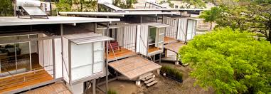 100 Container Dwellings Repurposed Cargotecture Dwellings Keep Naturally Cool In Costa Rica