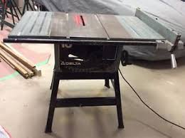 Cabinet Table Saw Kijiji by Delta Table Saw Buy Or Sell Tools In Ontario Kijiji Classifieds