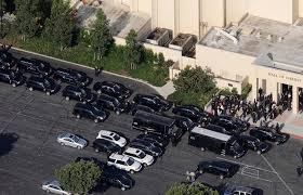 Michael Jackson funeral at Forest Lawn Cemetery Telegraph