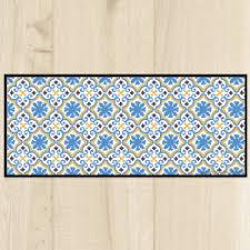 carpette de cuisine tapis de cuisine design côté paillasson