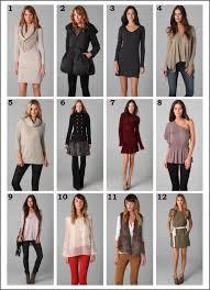 Teen Fall Fashion Foto