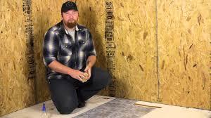12x12 Vinyl Floor Tiles Asbestos by Installing Vinyl Tile Over Existing Vinyl Floor Flooring Help
