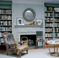 Living Room With Fireplace And Bookshelves by How To Decorate A Bookshelf Styling Ideas For Bookcases