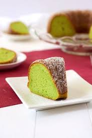 Pistachio Bundt Cake Recipe