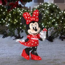 Disney Garden Decor Uk by Mickey Mouse Christmas Yard Decorations Rainforest Islands Ferry