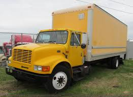 1994 International 4900 Box Truck | Item G9390 | SOLD! Decem... 2003 Intertional Durastar 4300 Box Truck Item F5221 So Intertional Box Van Truck For Sale 6984 Box Trucks For Sale In Dallas Tx Used Van Truck 2005 4200 Cargo Auction Or 2002 Single Axle For Sale By Arthur 7111 2008 Cf500 2009 4400sba Tandem Refrigerated 1307 2006 Cf600 2000 4900 24 Foot Non Cdl Automatic Ta Sales Inc
