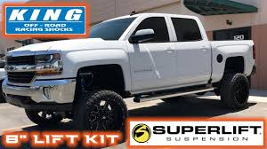100 Best Shocks For Lifted Trucks SuperLift 8 Lift Kit K908KGK919KG Featuring King CoilsKing