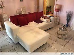 joli canapé joli canapé d angle 2 5 places méridienne a vendre 2ememain be