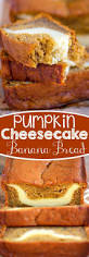 Libbys Pumpkin Bread Recipe by Pumpkin Cheesecake Banana Bread Mom On Timeout