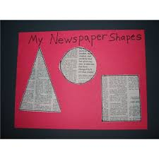 Simple Math With A Newspaper