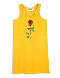 mini rodini rose tank dress spearmint ventures llc