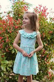 girls dress pattern automatic download beautiful summer