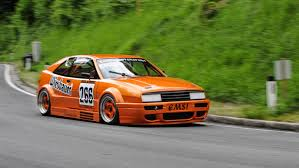 Volkswagen Corrado SLC VR6 The Geriatric German Grand Slam