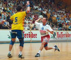 1 Bundesliga 0203 Hamburg HSV Handball VFL Pfullingen