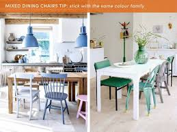 10 Style Tips For Pulling Off A Mix & Match Dining Set ... Ding Chairs Fding Your Perfect Fit Neptune Stylish Room Decorating Ideas Southern Living Virtual Home Makeover Testing Modsy Havenly Ikea On My Spectacular Sales For Inkivy Nola Chairs Set Of 2 Outdated Trends Fniture Old School Styesolid Teak Wood 4 Chairwith Variety Color Buy Antique Chairsoldschool Table Setfarming The Problem With Joybirds Affordable Midcenturymodern How To Mix Tones In Your Home Advice 55 Best Designs Rainbow Table 2019 Kitchen Tips Mixing Finishes Decor