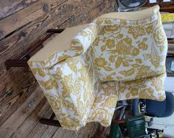 Wingback Chair Slipcover Linen by Taking Furniture From Drab To Fab