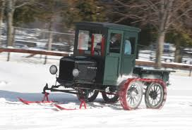 Model T Ford Snowmobile Club Heads To Stowe, Vermont, For | Hemmings ... Track N Go Product Overview Youtube Powertrack Jeep 4x4 And Truck Tracks Manufacturer Real Time Installation For Trucks Best Image Kusaboshicom Chevy Colorado Extreme Hagglunds Traction Tire Through Snow Stock Photo Of Track 60770952 Gmc Sierra All Mountain Concept Is Designed To Dominate Snow Roadshow A About Cars New Rovan Crawler Catepillar Fits Hpi Baja 5b Ss 5t King American Announces That South Dakota Police Department Truck In Nome Alaska Modified With Snow Tracks Stock Photo