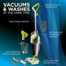 bissell hard floor cleaner new powerful corded all in one multi