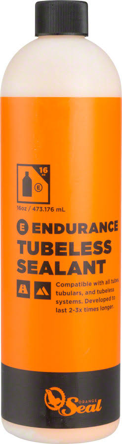 Orange Seal 16oz Endurance Tubeless Tire Sealant Refill