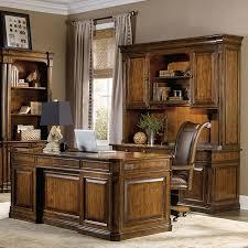 Hooker Furniture Tynecastle Executive Desk 5323 · Zoom