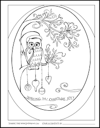 Hi Everyone I Believe In The Power Of Prayer And Pray Constantly Continually Christmas DoodlesChristmas Coloring PagesOwl