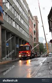 100 Truck Explosion OSLO NORWAY JULY 24 Stock Photo Edit Now 81559174