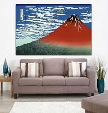 trente six vues du mont fuji célèbre peinture japonaise ukiyo e