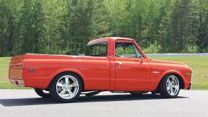 100 Pro Touring Trucks 1972 Chevy C10 Swb