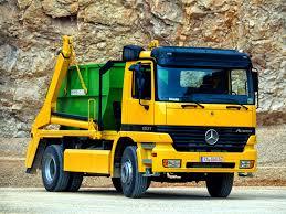 100 Benz Trucks Mercedes Actros 1831 Garbage Truck Mercedes