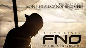 Lloyd Banks Halloween Havoc 2 Mixtape Download by Lloyd Banks Failure U0027s No Option F N O Failure U0027s No Option