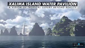 100 Www.xalima.com Xalima Island Water Pavilion A Vision Of Tropical Luxury