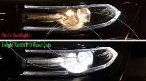 2016 dodge charger xenon hid kit enlight automotive