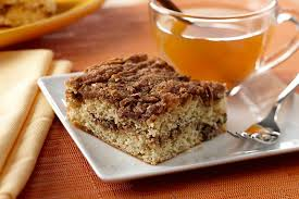 Buttermilk Streusel Coffee Cake AE Dairy Recipes