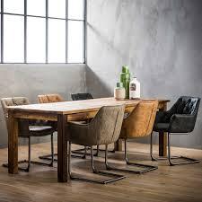 patchwork dining verschiedene stühle kombinieren wohnideen