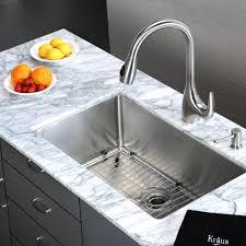 Kohler Verticyl Rectangle Undermount Sink by Beautiful Kraus Kitchen Sinks Canada Taste