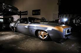Rob Wechsler s custom 1969 Camaro