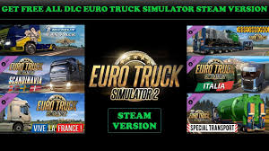 EURO TRUCK SIMULATOR 2 1.32.3.4s ALL DLC FREE STEAM | Euro Truck ...