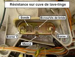 schema electrique lave linge brandt tout electromenager fr tutoriels depannage diagnostiquer et