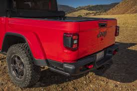 100 Jeep Gladiator Truck 2020 The SolidAxle OpenAir Of Your Dreams
