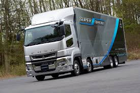 Daimler Trucks Launches New Fuso Super Great In Japan