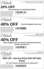 40%+off+a+single+item+and+more+at+Michaels+coupon+via+The+ ... Free Shipping W Extra 6075 Off Ann Taylor Sale 40 Gap Canada Off Coupon Asacol Hd Printable Palmetto Armory Code 2018 Pinned April 24th A Single Item At Michaels Or Jcpenney Coupons May Which Wich Personal Creations Codes Online Fidget Spinner Uk Carters 15 Justice Coupons Husker Suitup Event Gateway Malls Store Promo Codes Up To 80 Dec19 Code Coupon N Deal