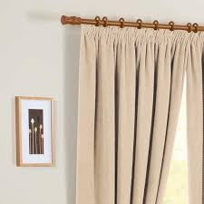 dreams n drapes chenille spot thermal pencil pleat lined