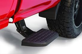 100 Truck Bumper Step Amazoncom AMP Research 7540701A Bed2 Retractable Bed