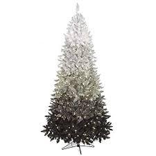 Black Christmas Tree Holiday